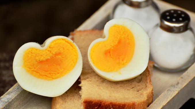 Tempo de cozimento do ovo cozido perfeito