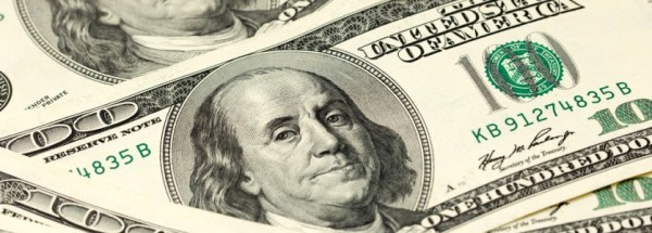 Notas dólar para ilustrar mini contratos de dólar futuro - Be On Invest - Robôs de investimento e Robôs Trade