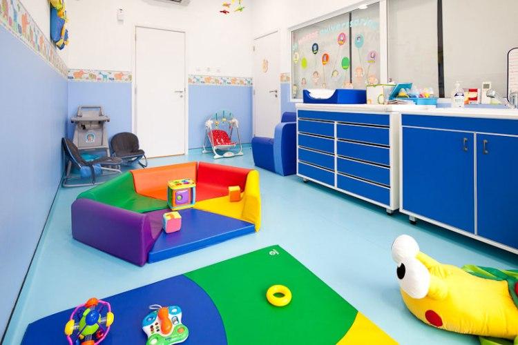 Sala de psicomotricidade