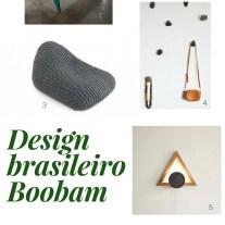 Design Brasileiro: Achados Boobam