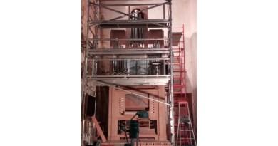 L'orgue reconstruit à Vaux pourra bientôt sonner …