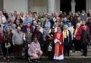Le Mouvement Chrétien des Retraités en pèlerinage à Pontmain