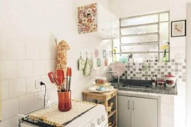 Dicas Baratas de Decoração para Cozinhas Pequenas