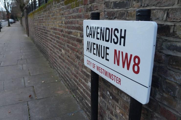 Cavendish Avenue