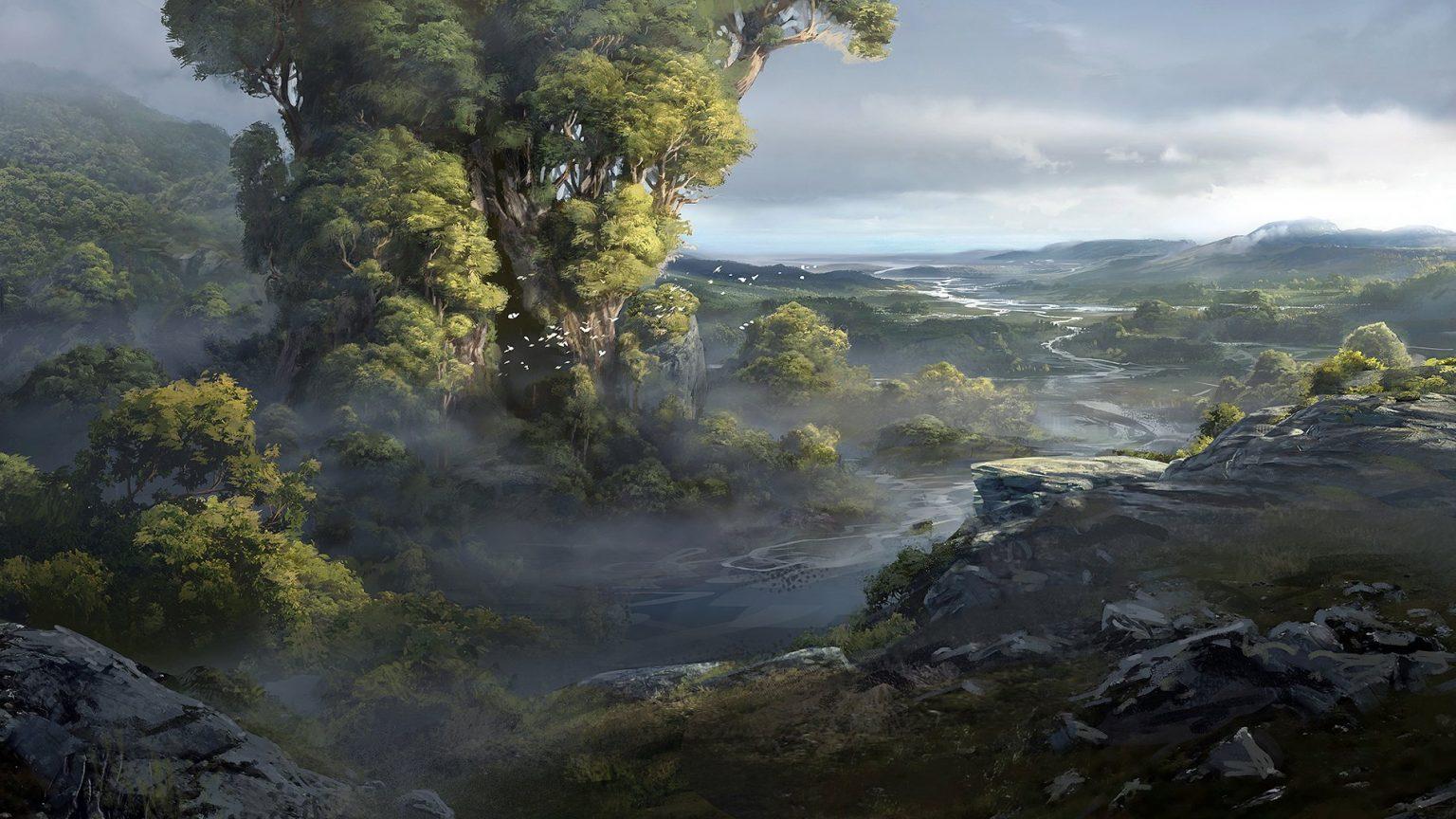 WiLD, exclusivo de PS4, reaparece com novas artes conceituais 1