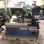 CNC SLIDING MACHINE - TORNOS