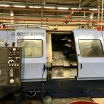 CNC Lathe - STM6000 STOREBRO 2axis