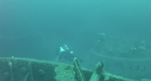 Ireland Wreck Diving