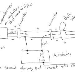 Led Lighting Wiring Diagram 1997 Ford F350 Radio Hacking G 35 Ge Christmas Lights Mevans77 If