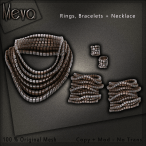 Meva Cubes Set Iron Vendor