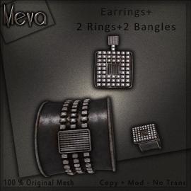 Meva Cubes 2 Set 2 Iron Vendor