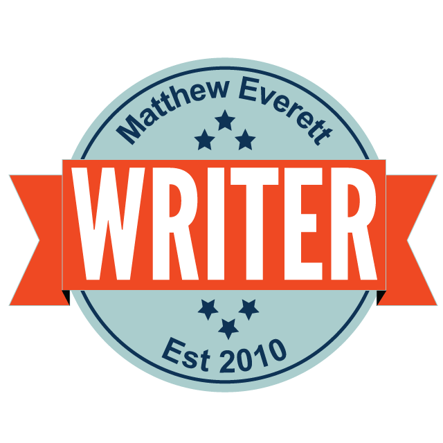 Matthew Everett, Writer