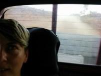 Día 2. Conduciendo hacia Kalbarri. Driving to Kalbarri