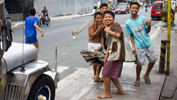 niños-trabajando-manila