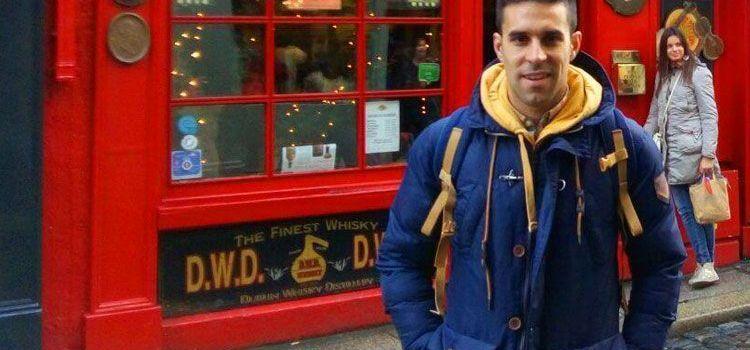 Iván cuenta su experiencia trabajando en Google en Dublín, Irlanda