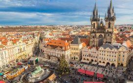 Trabajar y vivir en Praga, República Checa