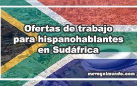 Ofertas de trabajo para personas que hablan español en Sudáfrica