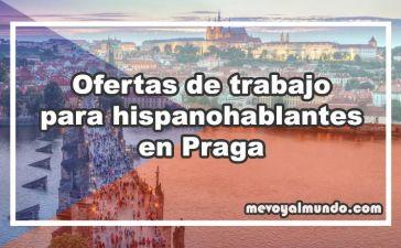 Ofertas para personas que hablan español en Praga