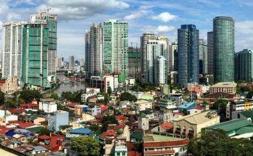 trabajar en Manila