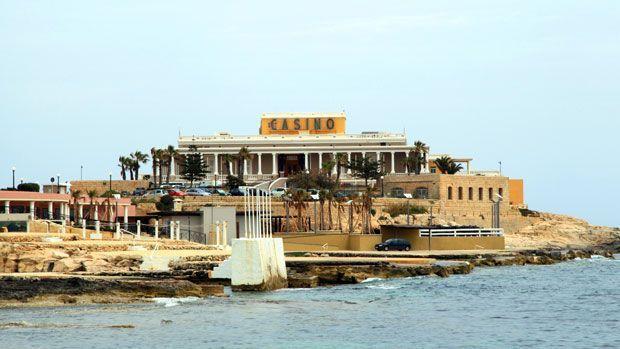 Trabajar en casinos en Malta