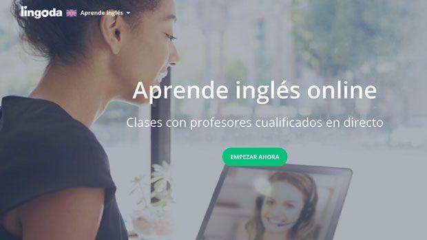 Aprender inglés por internet con profesores reales