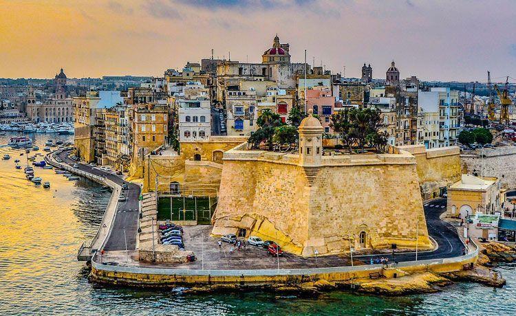 Mega-Guía para trabajar y vivir en Malta