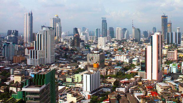 Trabajar y vivir en Tailandia