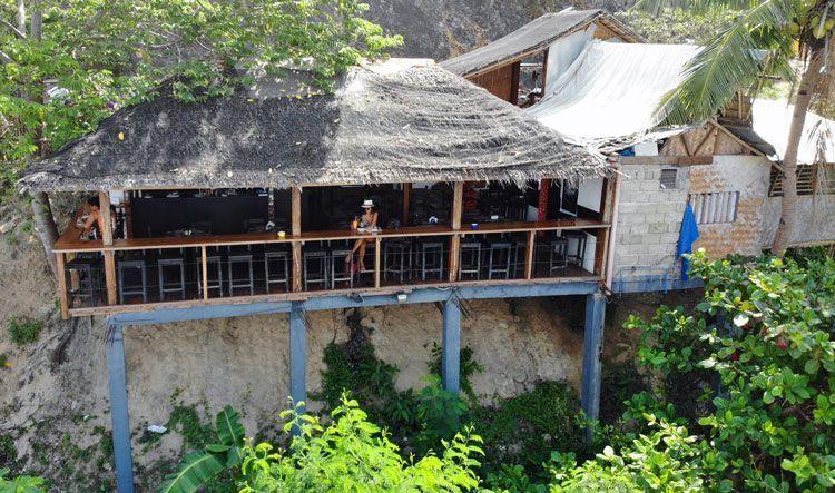 Bar español en el Nido, Filipinas
