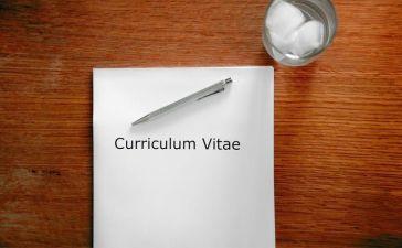 como hacer un CV