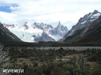 Trek Laguna Torre in Chalten, Argentina