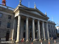 Dublin PostOffice is important because the rebels took over the post office and called Ireland independent