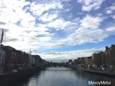 Ha'penny Bridge was built for Dublin's high class that did not want to cross O'Connell Bridge with so many people so they paid half a penny to cross.