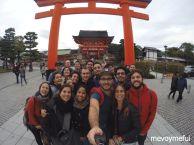 Kiyomizu-dera esade crew