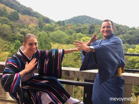 views from kiyomizu-dera kyoto