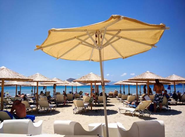 Naxos Saint George Beach ❤❤❤ soooo chilllllll
