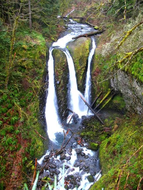 triple falls oregon portland things to do