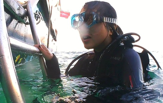 Scuba Diving in Cabo
