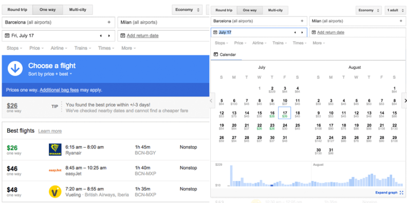 Google Flights How To Find Cheapest Flights