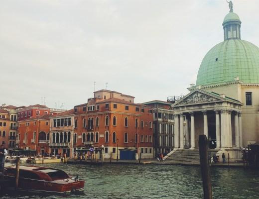 Santa Lucia Venice Italy
