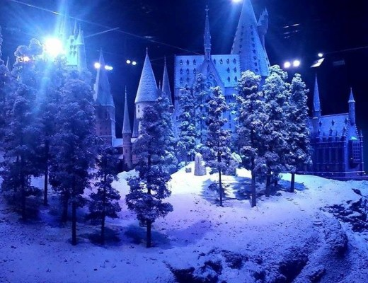 Hogwarts Harry Potter Studio Tour London