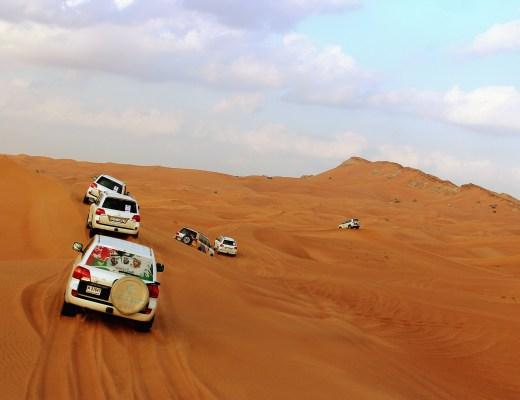 Desert Safari Knight Tours Dubai UAE