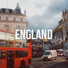 Guide to England