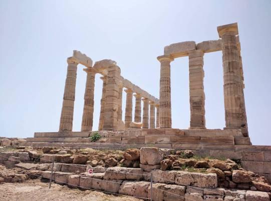 The incredible Temple of Poseidon