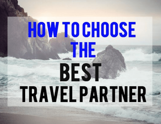 how to choose the best travel partner