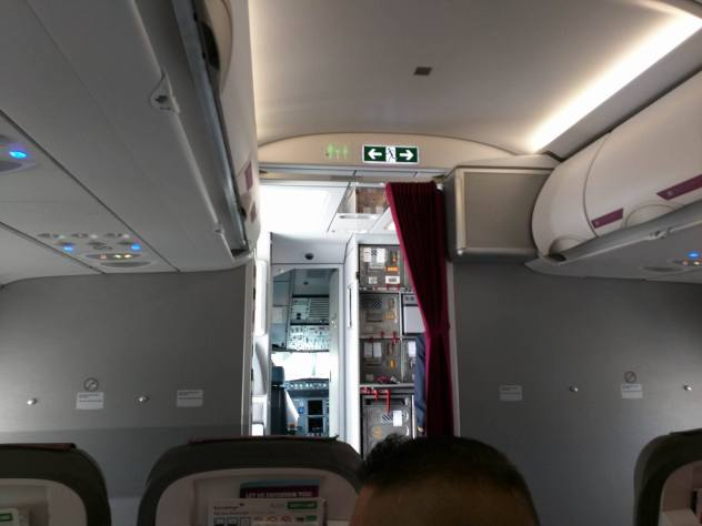 Eurowings Preferred seats