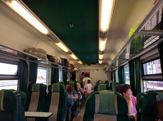 train brasov