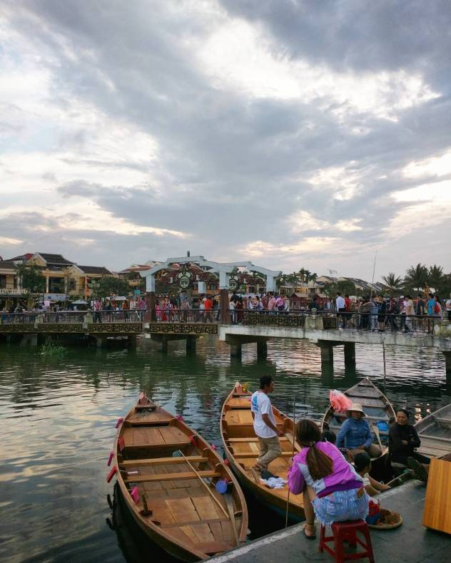HoiAn is one of the most beautiful cities Ive everhellip
