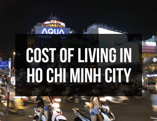 HO CHI MINH report