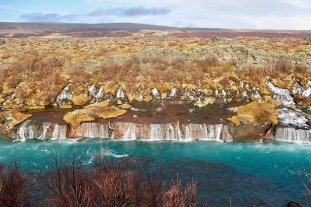 Waterfalls all day every day in Iceland  Link onhellip