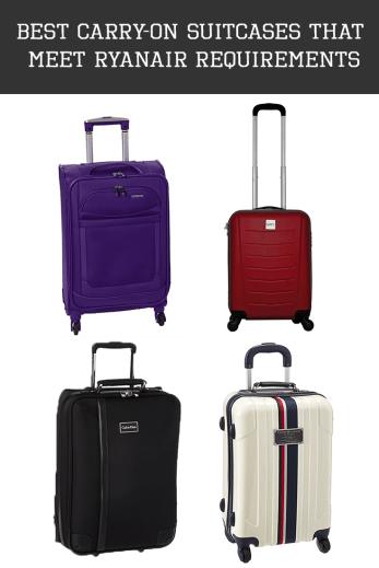ryanair suitcases
